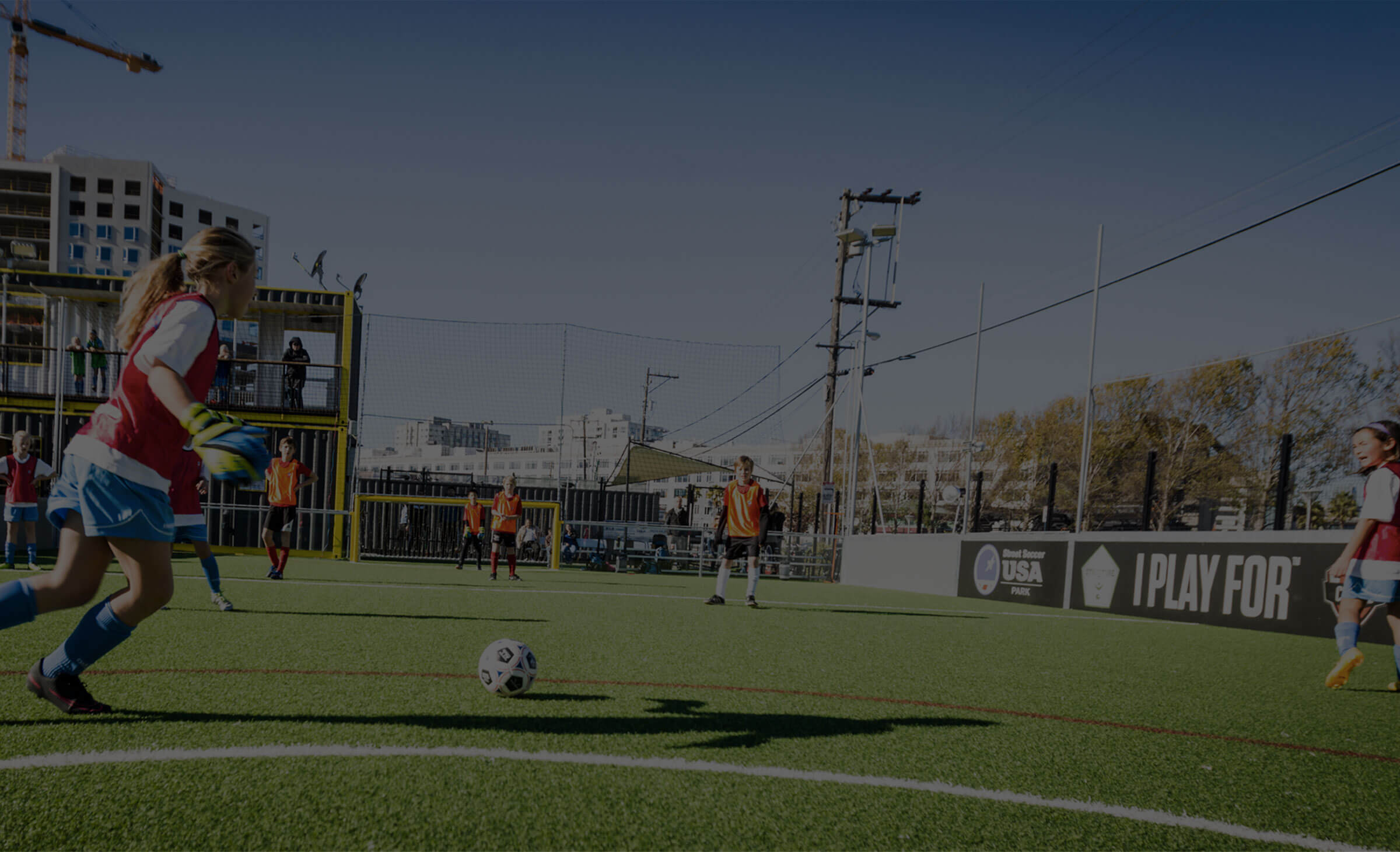 Mini Soccer Pitch Builders
