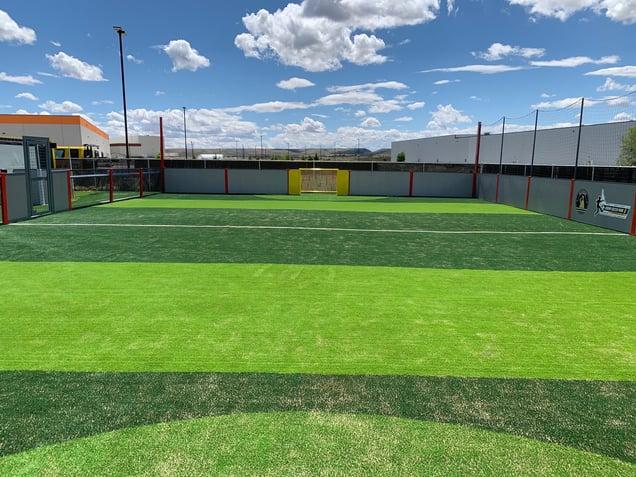 Urban Soccer Park field